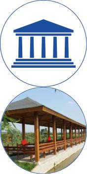 木长廊/凉亭