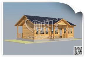 木屋建造应注意哪些建造条件?