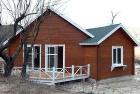 梦想的别墅,木屋设计