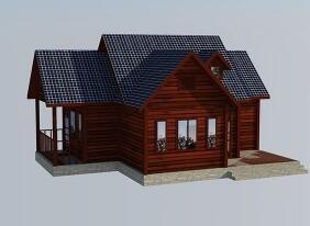农场建设:重庆木屋怎么打造