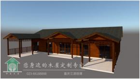 热烈祝贺梓高木屋重庆綦江木结构农耕文化展示大厅开工