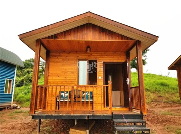 42㎡酒店单间独栋小木屋
