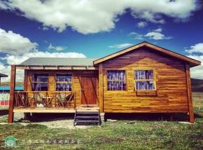 56㎡一室一厅木屋套房