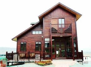 188平米三室两厅三卫木屋别墅